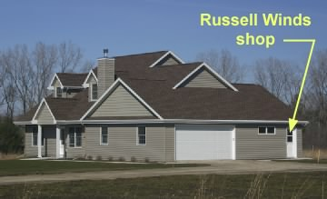 Russell Winds Shop